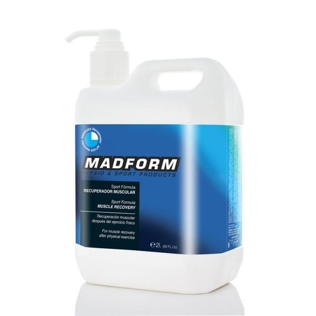 Crema de masaje Madform Sport Formula 2L