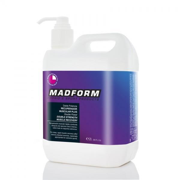 Crema de masaje Madform Doble potencia 2L