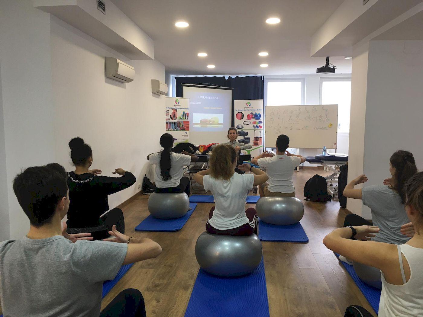 7ª edición Curso de pilates suelo, accesorios y su aplicación terapéutica en fisioterapia