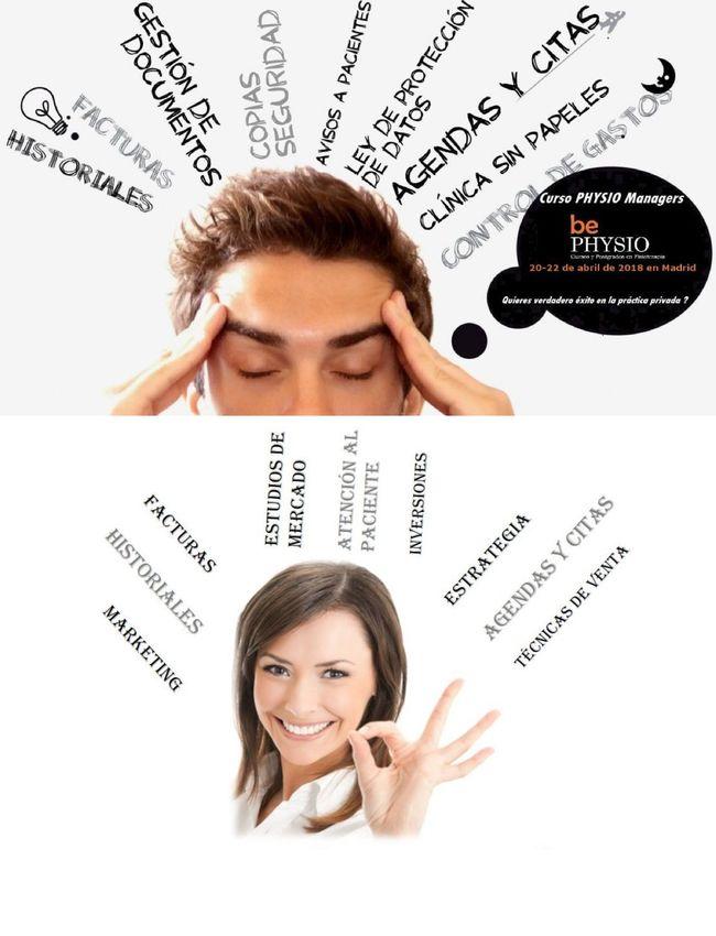 cursos fisioterapia pilates gestión clinica